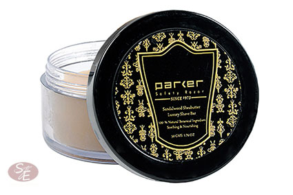 Shaving Soap Sandalwood Shea Butter (50 gram)